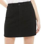 So Juniors' SO Yoke Front Twill Skirt
