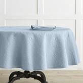 Williams-Sonoma Williams Sonoma Vine Floral Boutis Round Tablecloth