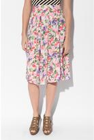 Urban Outfitters Urban Renewal Vintage Midi Full Skirt
