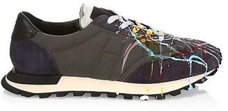Maison Margiela Replica Runner Paint Sneakers
