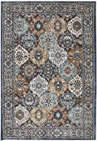 "Karastan Spice Market Levant Sapphire 9'6"" x 12'11"" Area Rug"