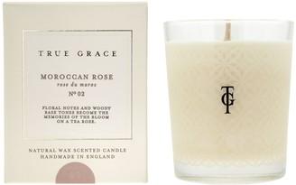 True Grace - Village Classic Moroccan Rose Candle