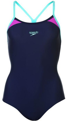 Speedo Trs Racer Swimsuit Ladies