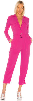 Kenzo Soft Crepe Jumpsuit