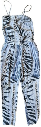 Pierre Balmain Grey Jumpsuit for Women