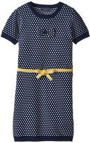 Toobydoo Layla Mini Dot Dress (Toddler/Little Kids/Big Kids)