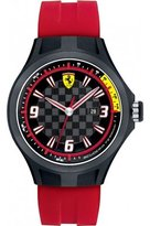 Ferrari Scuderia Gents SF101 'Pit Crew' Red Watch with Black Dial 44mm 0830002