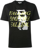 McQ by Alexander McQueen printed T-shirt - women - Cotton - S