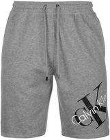 Calvin Klein Lounge Logo Shorts