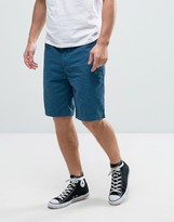 Patagonia All-wear Chino Shorts Regular Fit In Blue