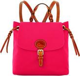 Dooney & Bourke Nylon Flap Backpack