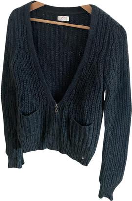 Des Petits Hauts Grey Wool Knitwear