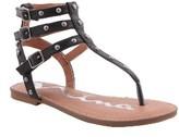 Nina Girl's Alexis Studded Sandal