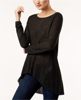 Eileen Fisher Tencelandreg; High-Low Sweater