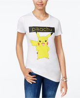 Freeze 24-7 Juniors' Pokémon Pikachu Graphic T-Shirt