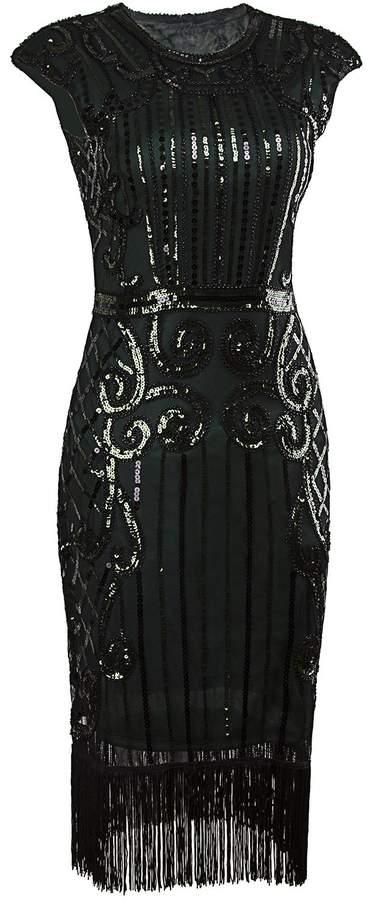 0b12ac1d Flapper Style Sequine Dress - ShopStyle Canada