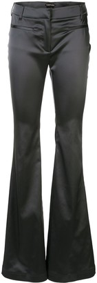 Tom Ford Satin Flared Trousers