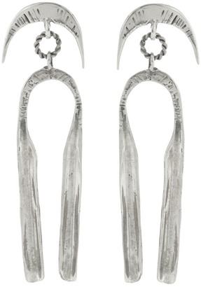 ARIANA BOUSSARD-REIFEL Zobide Earrings - Sterling Silver