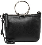 Kara Pebble Leather Ring Crossbody
