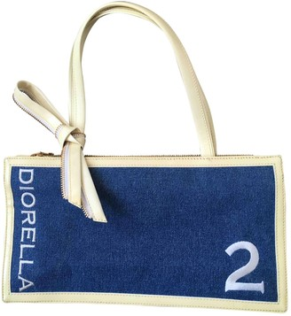 Christian Dior Blue Denim - Jeans Handbags