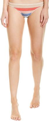 SUBOO Panama Knit Slim Bikini Bottom