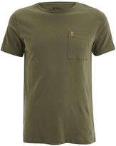 Fjallraven Ovik Pocket Tshirt - Green
