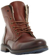 Dune Chichester Double Collar Lined Boots