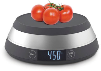 Joseph Joseph Switch Led Kitchen Scale With Removable Bowl