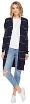 Culture Phit Monroe Striped Cardigan Women's Sweater