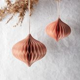 Paper Ornaments - Blush