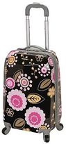 "Rockland Vision 20"" Spinner Carry On Luggage - Pucci"
