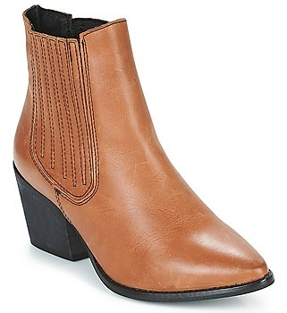 Musse & Cloud Musse Cloud BECKY women's Low Ankle Boots in Brown