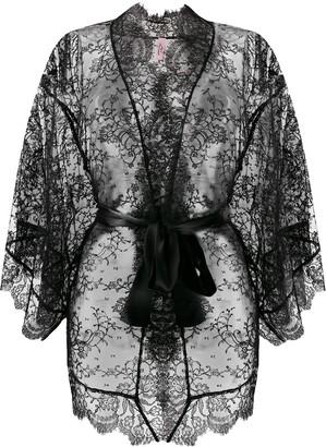 Agent Provocateur Daniela kimono