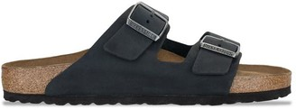 Birkenstock Arizona BS Sandals Black Oiled Leather - 41