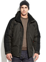 HAWKE AND CO. OUTFITTER Hawke and Co Performance Parka with 3M Thinsulate and Beanie