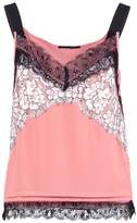 Sisley Vest pink