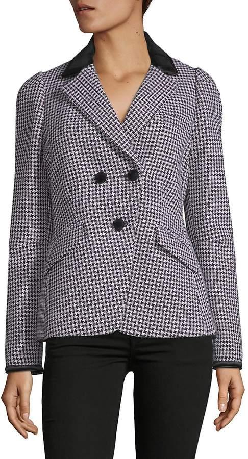 Altuzarra Women's Paladini Houndstooth Jacket