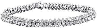 Diana M Fine Jewelry 14K 5.00 Ct. Tw. Diamond Bracelet