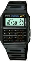 Casio Calculator Watch Black