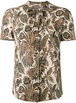 Etro floral print blouse - women - Silk - 40