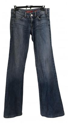 Non Signã© / Unsigned Blue Denim - Jeans Jeans
