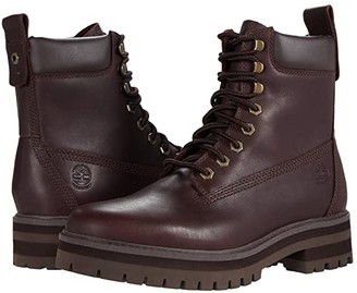 Timberland Courma Guy Waterproof Boot (Dark Brown Full-Grain) Men's Boots