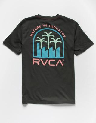 RVCA De-Sal Boys Pocket Tee