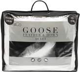 M&Co Goose feather and down 4.5 tog duvet