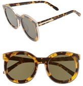 Karen Walker Alternative Fit Super Spaceship - Arrowed by Karen 50mm Sunglasses