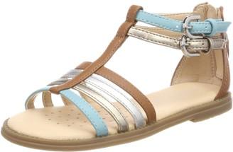 Geox J Sandal Karly Girl D Open Toe Sandals