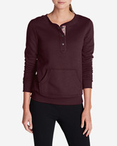 Eddie Bauer Women's Cabin Fleece Crew