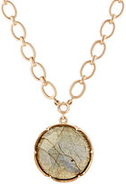 Irene Neuwirth Women's Mixed-Gemstone Pendant Necklace-GOLD, NO COLOR