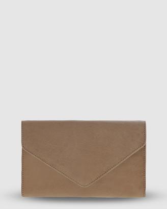 Cobb & Co Hamilton Leather Envelope Style Wallet