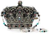 Mary Frances Regal Crown Handbag